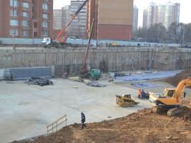 ход строительства 31 квартала пушкино