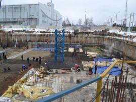 ход строительства 31 квартала пушкино 2