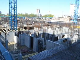 ход строительства 31 квартала пушкино 5