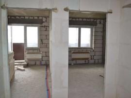 предчистовая отделка многоквартирного дома