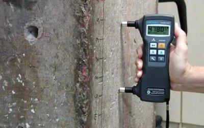 Контроль и оценка прочности бетона