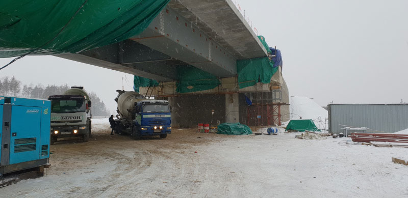 Центральная кольцевая автомобильная дорога Московской области ЦКАД 3