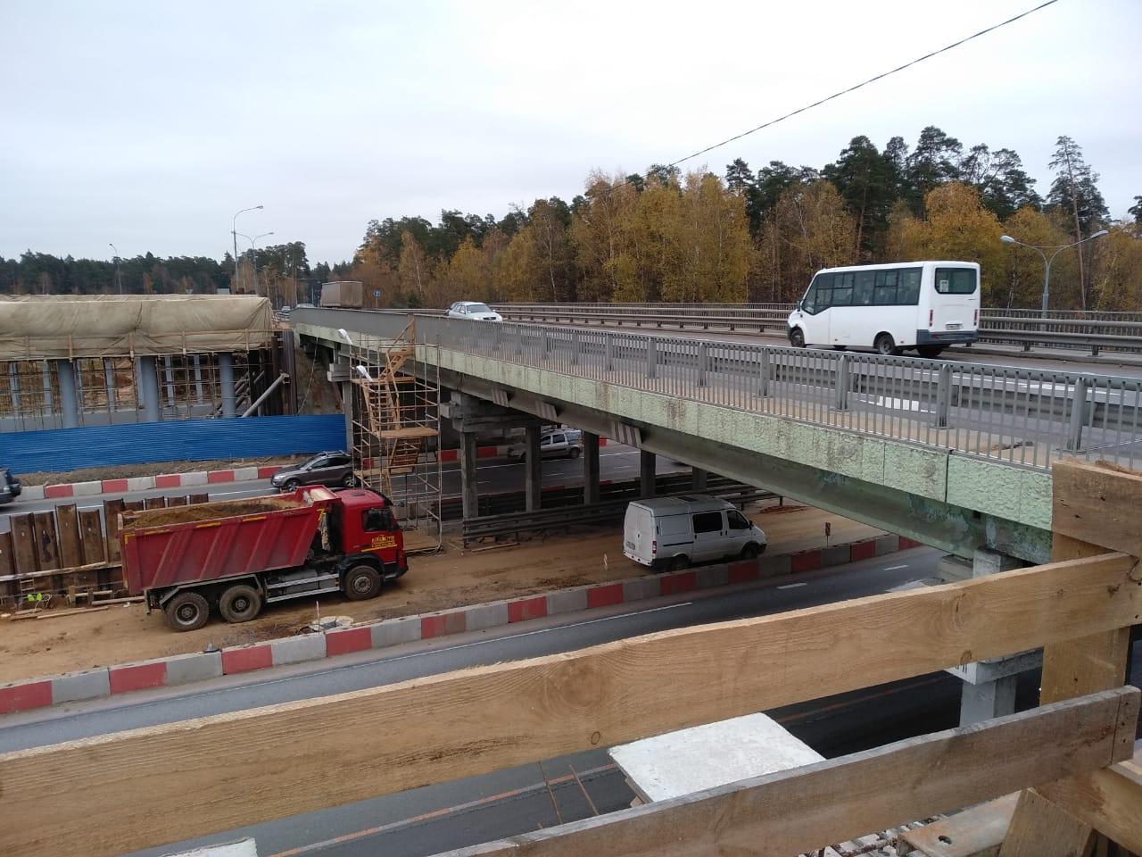 строительство трассы м8
